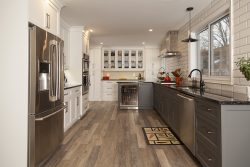 High End Custom Kitchen Cabinets