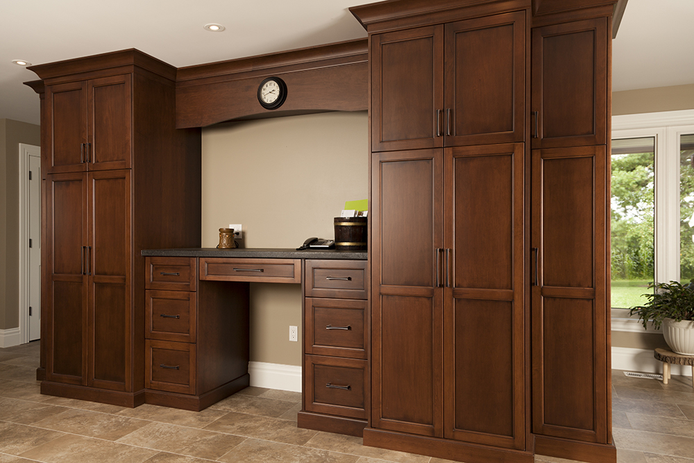 Built in Cabinets for residential and office spaces