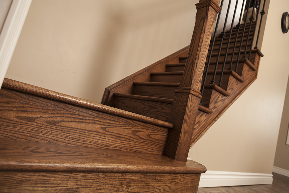 Custom stairs and Railing Designs
