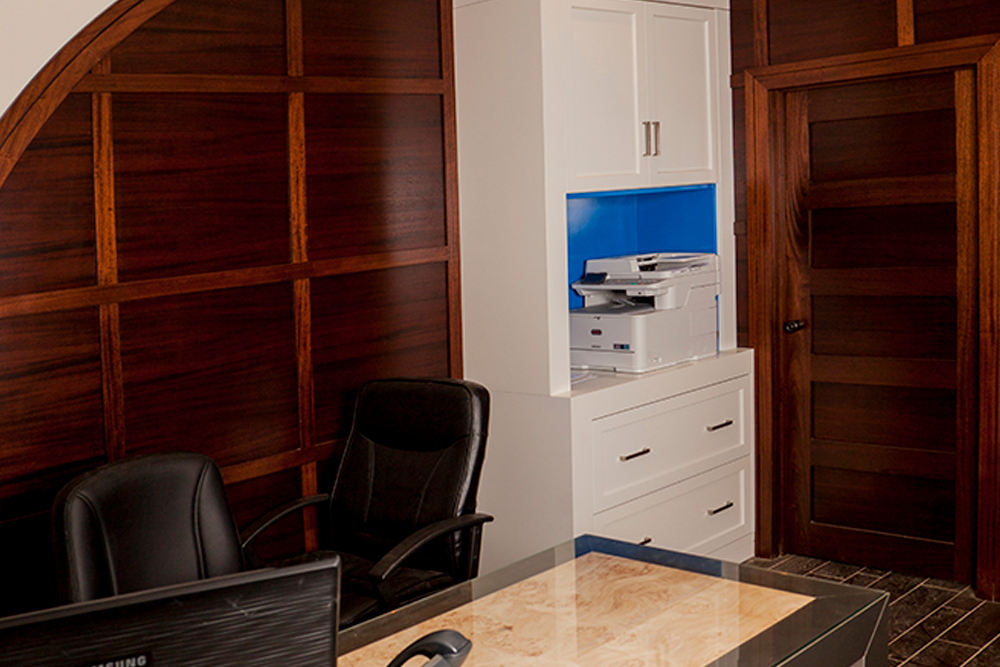 Built in Cabinets | Living Area or Commercial Space - WoodLand Horizon