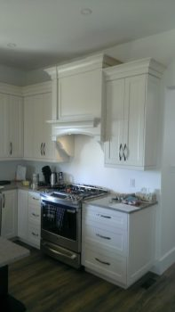 Built in Custom Kitchen Cabinets